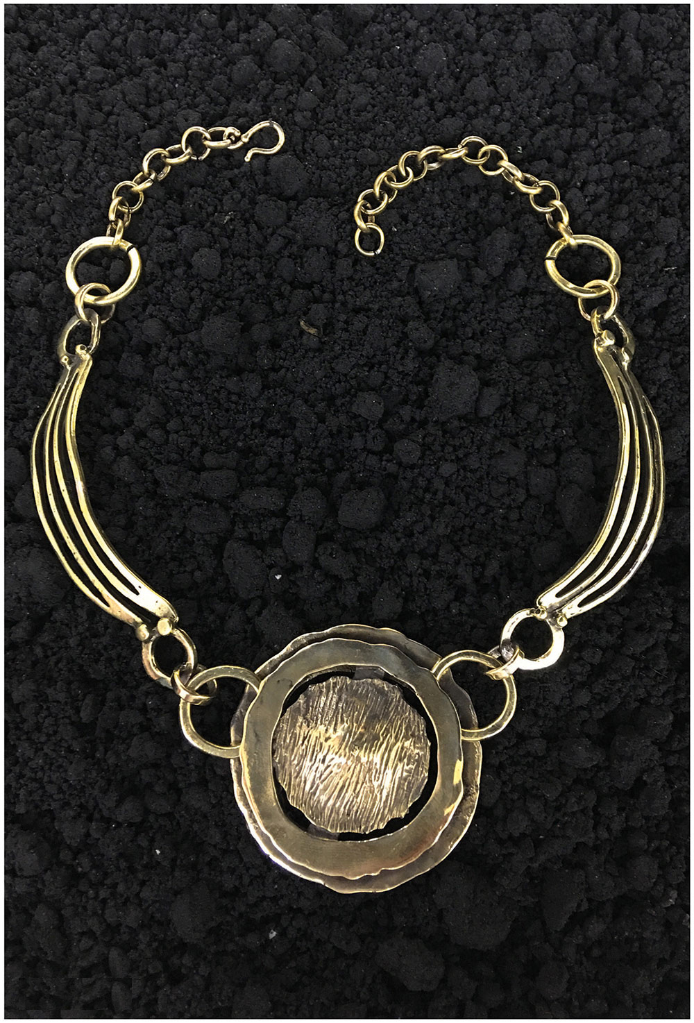 NECKLACE BRONZE - 1064