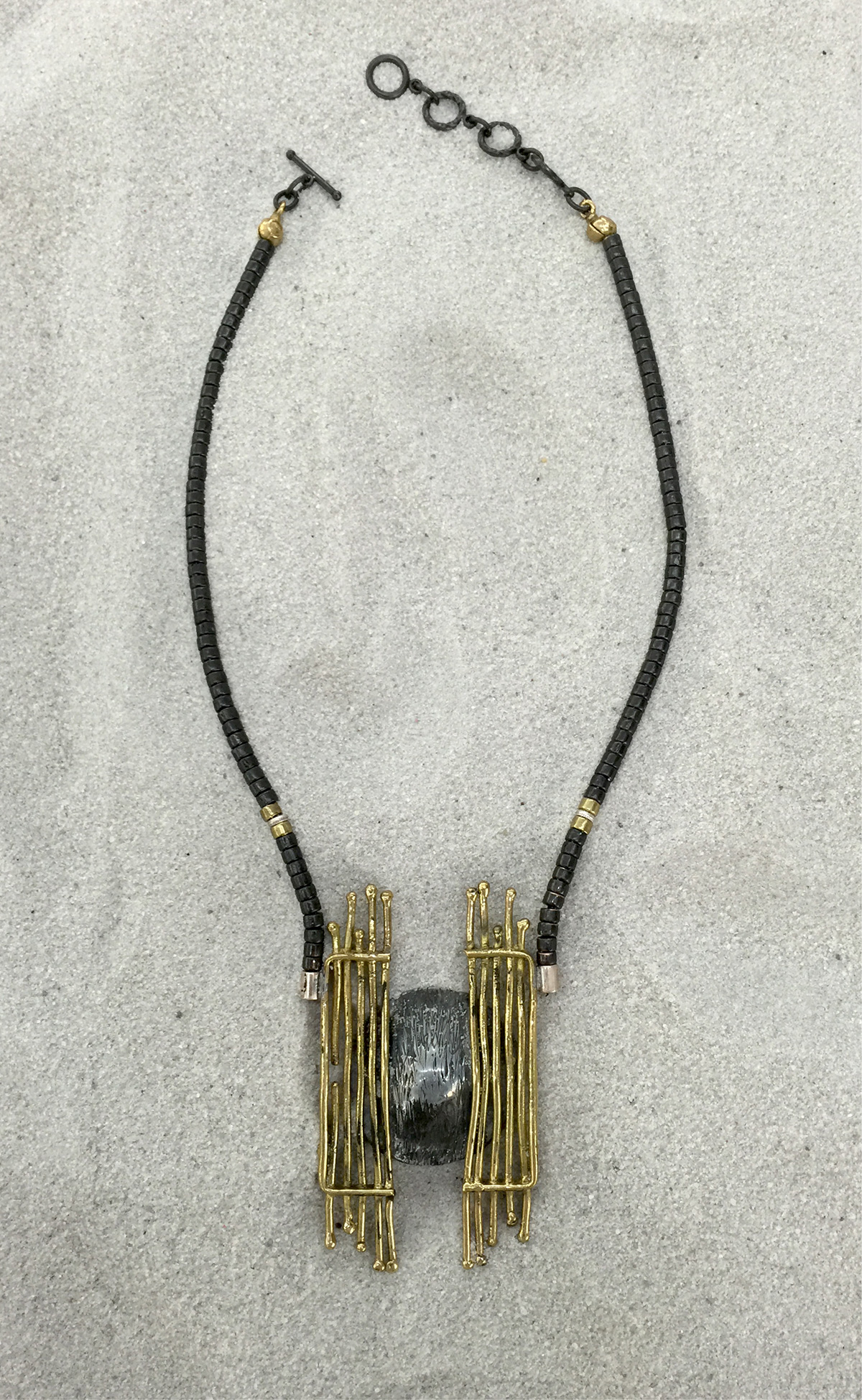 NECKLACE BRONZE - 1002