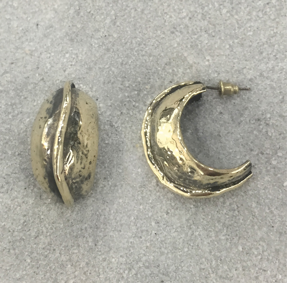 BRONZE EARRINGS 4045