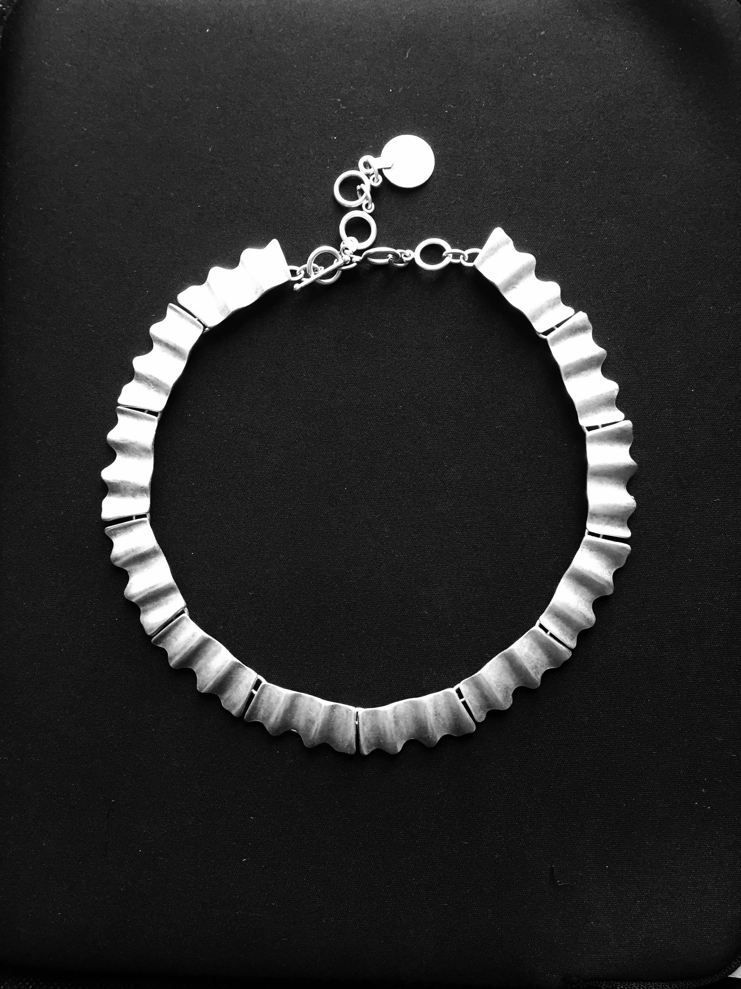 Necklace 1521 - Silver Plated