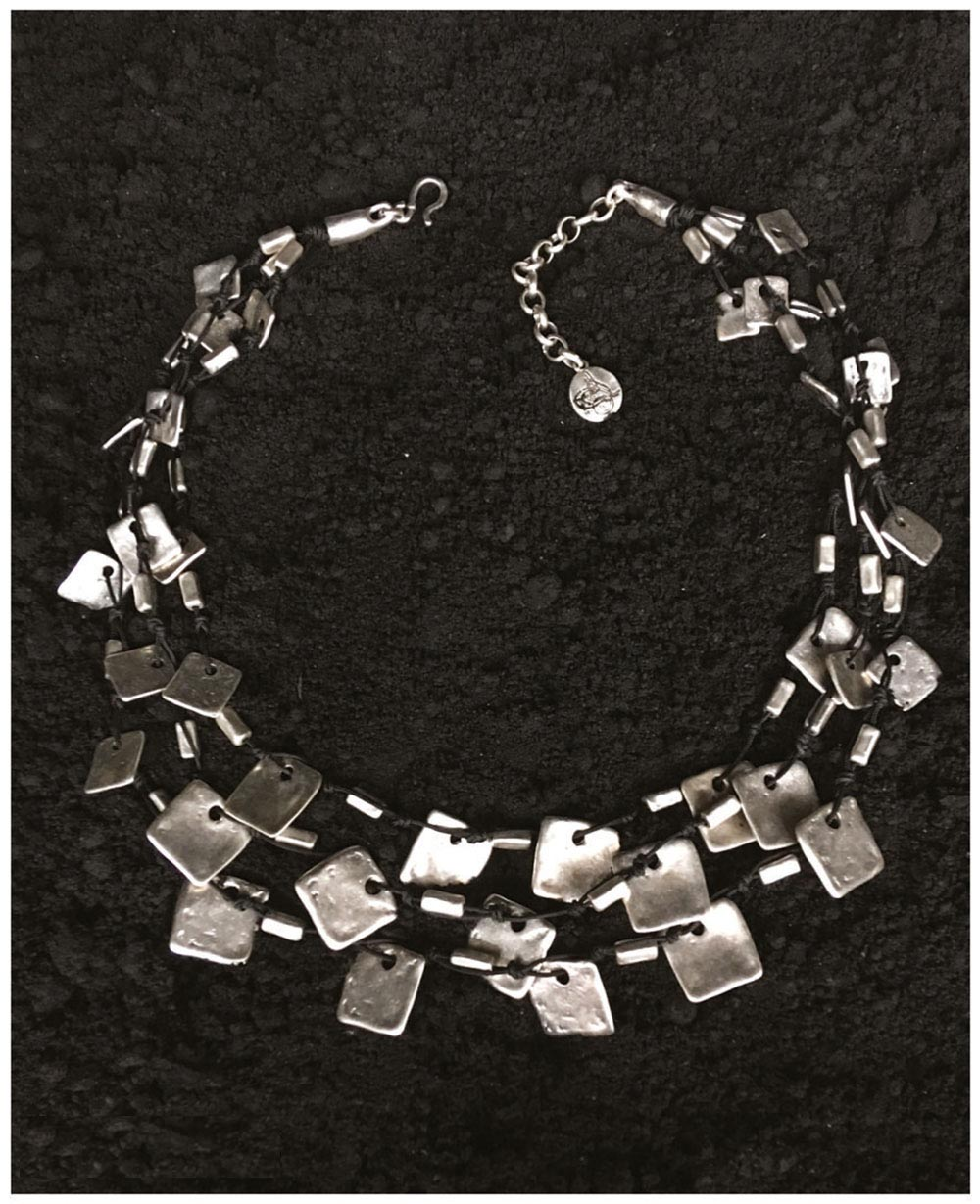 NECKLACE 1531 - SILVER PLATED