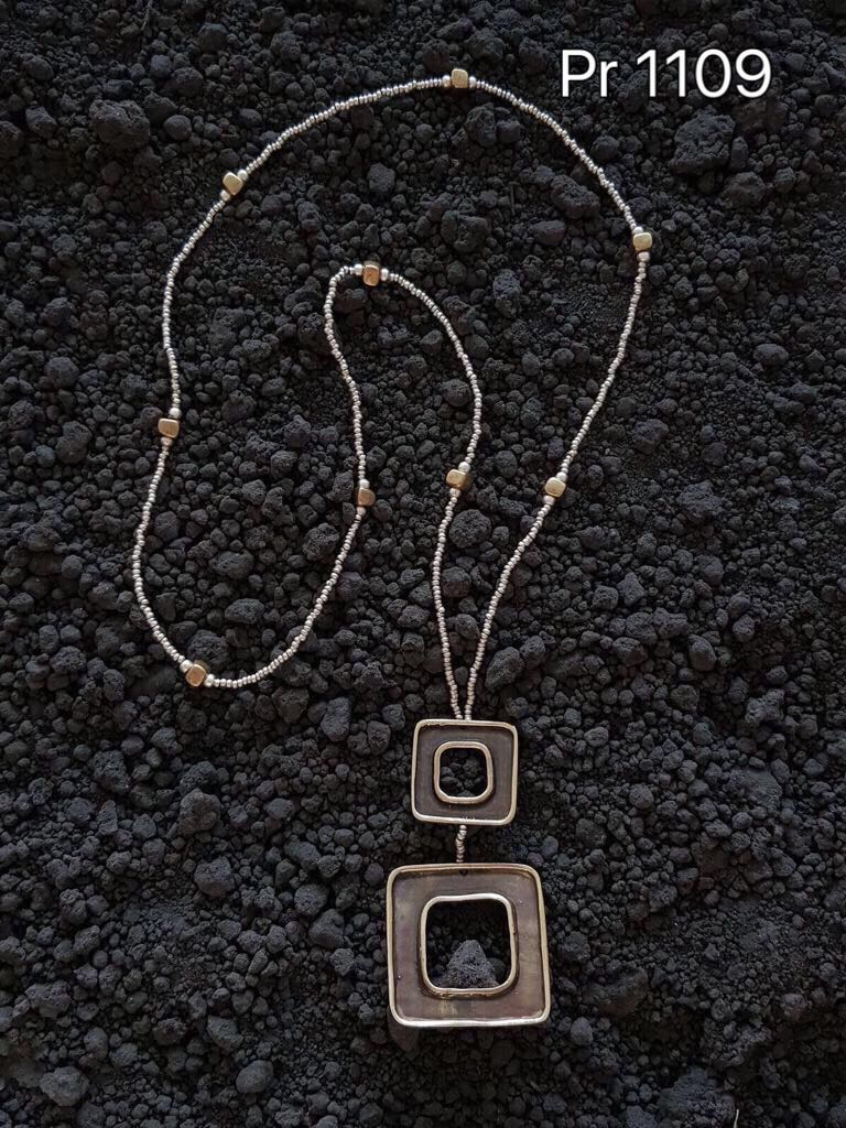 AFFORDABLE BRONZE NECKLACE PR1109