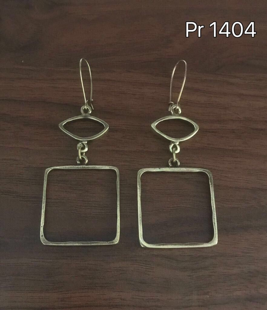 AFFORDABLE BRONZE EARRINGS PR1404