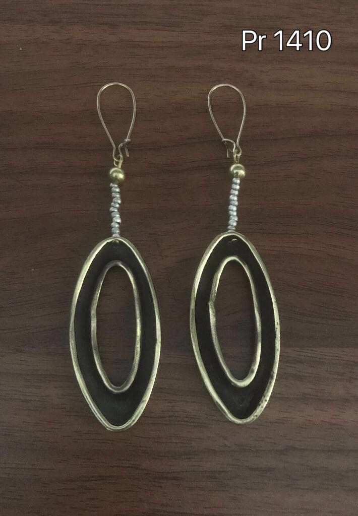 AFFORDABLE BRONZE EARRINGS PR1410